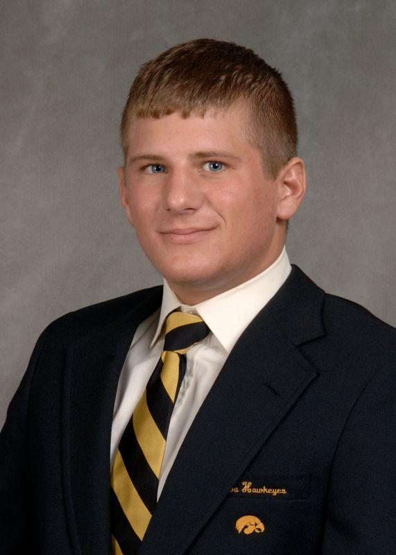 Tyler Halverson - Wrestling - University of Iowa Athletics