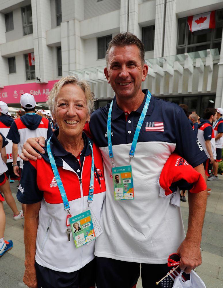 Diane Thomason, Rick Heller