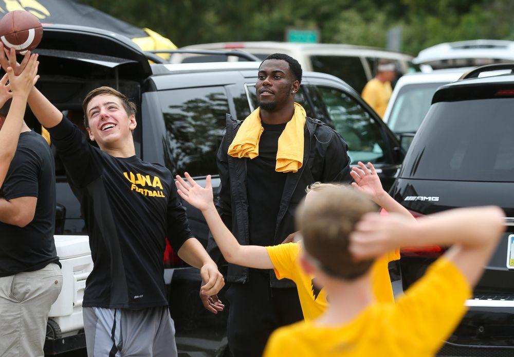 Former Iowa Hawkeyes All-America cornerback Josh Jackson