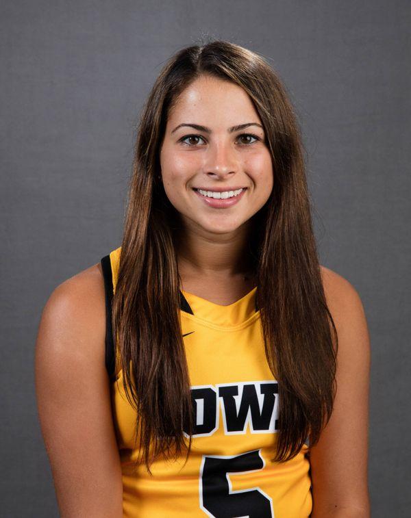 JoElla Guagliardo - Field Hockey - University of Iowa Athletics