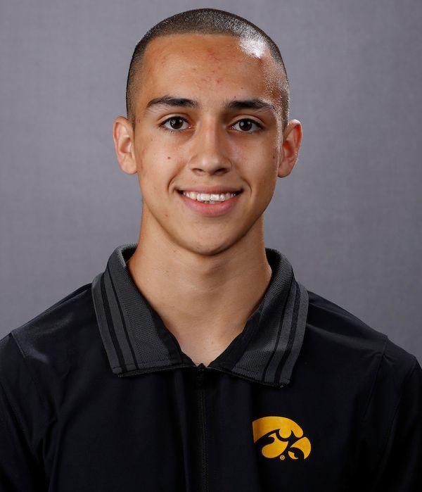 Andrew  Herrador - Men's Gymnastics - University of Iowa Athletics