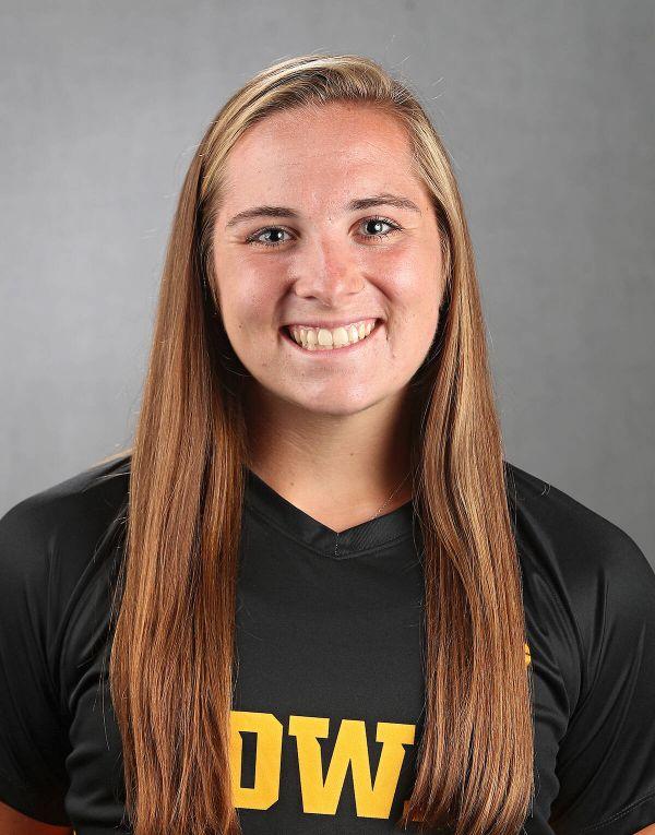 Monica Wilhelm - Women's Soccer - University of Iowa Athletics