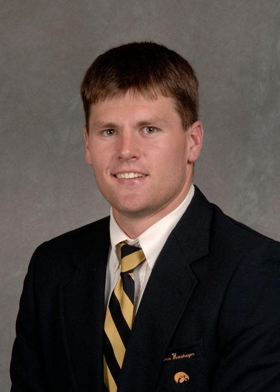 Wes Freie - Baseball - University of Iowa Athletics