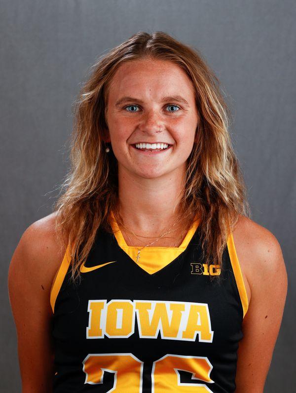 Maddy Murphy - Field Hockey - University of Iowa Athletics