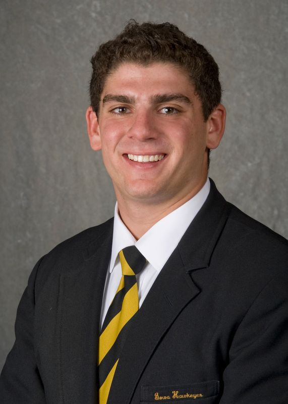 Jimmy Frankos - Baseball - University of Iowa Athletics