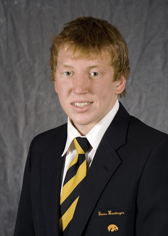 Patrick Weigand - Men's Swim & Dive - University of Iowa Athletics