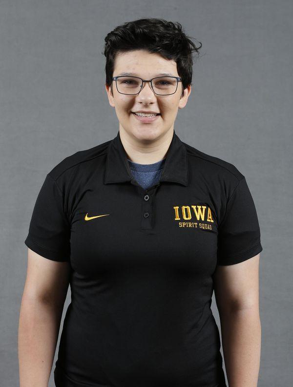 Erica Cole - Spirit - University of Iowa Athletics