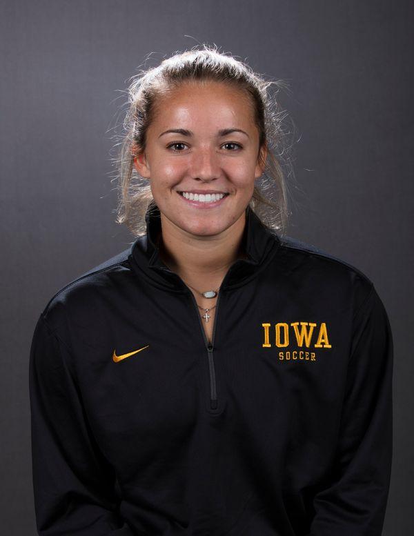 Corey Burns - Women's Soccer - University of Iowa Athletics