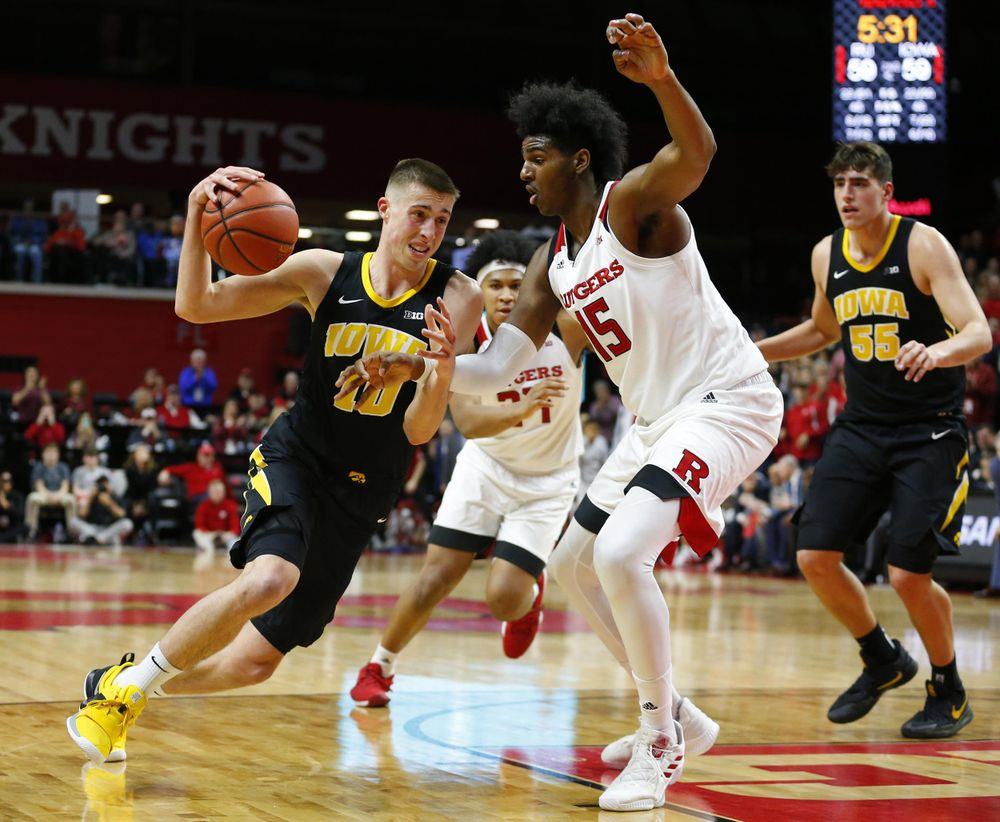 Joe Wieskamp Noah K. Murray-USA TODAY Sports