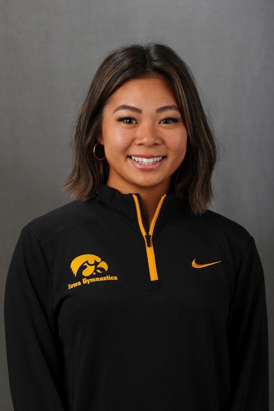 Clair Kaji - Women's Gymnastics - University of Iowa Athletics