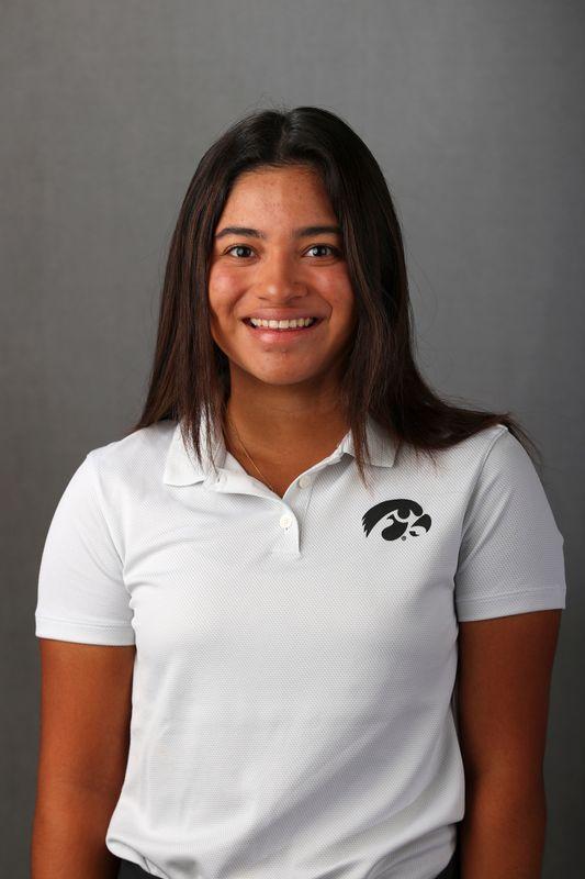 Paula Miranda - Women's Golf - University of Iowa Athletics