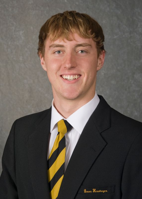 Chris Freeman - Men's Swim & Dive - University of Iowa Athletics