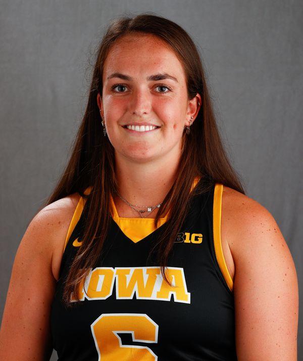 Anthe Nijziel - Field Hockey - University of Iowa Athletics