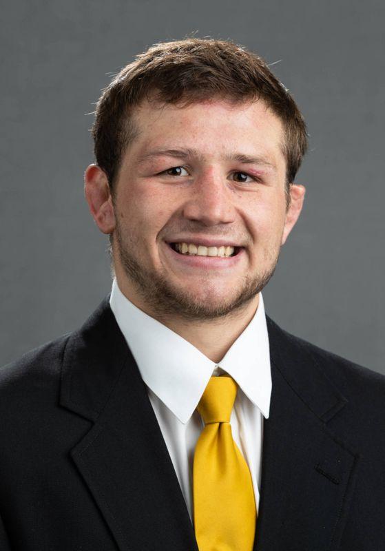 Jeren Glosser - Wrestling - University of Iowa Athletics