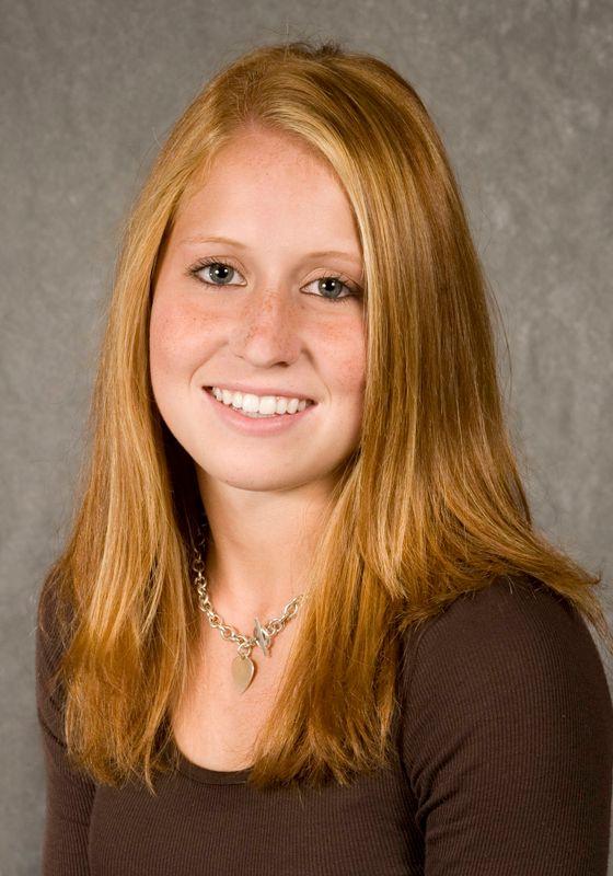 McKenzie Melander - Women's Track & Field - University of Iowa Athletics