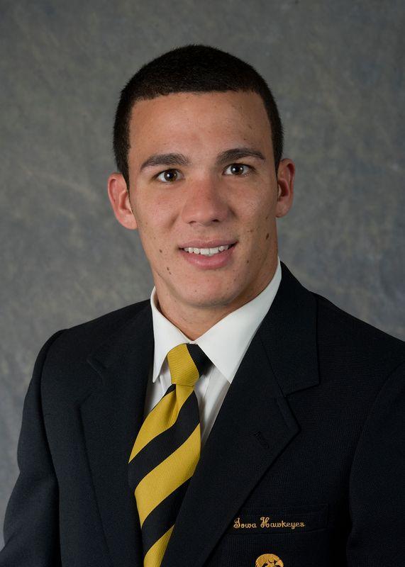 Osvel Molina - Men's Swim & Dive - University of Iowa Athletics