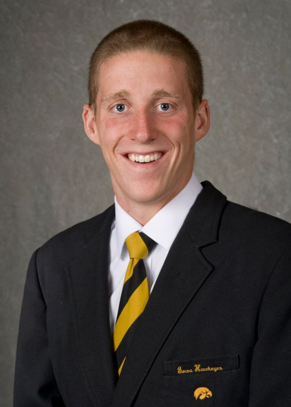 Dustin Rhoads - Men's Swim & Dive - University of Iowa Athletics