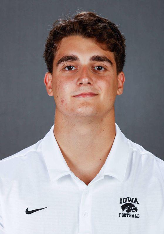 Denin Limouris - Football - University of Iowa Athletics