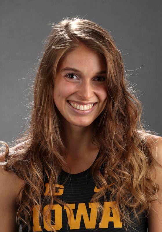 Maria Gorham - Women's Track & Field - University of Iowa Athletics
