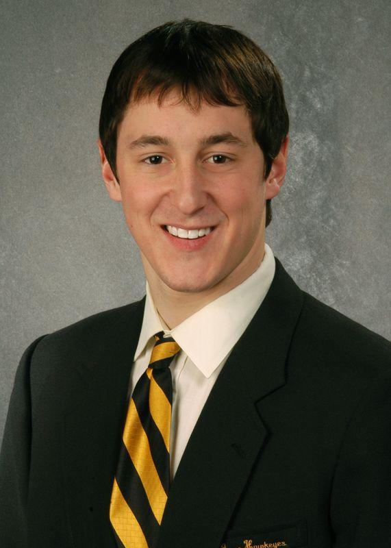 Eric Banwarth - Baseball - University of Iowa Athletics