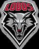 University of New Mexico Lobos wolf logo