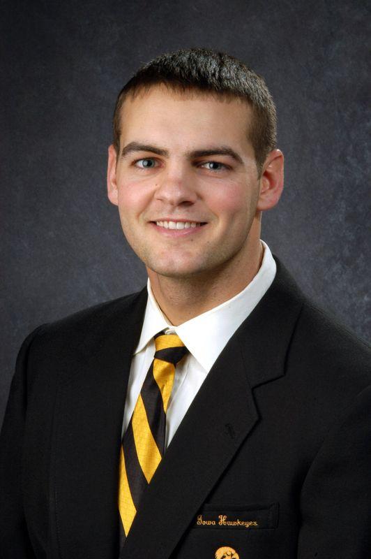 Aaron Reasland - Baseball - University of Iowa Athletics