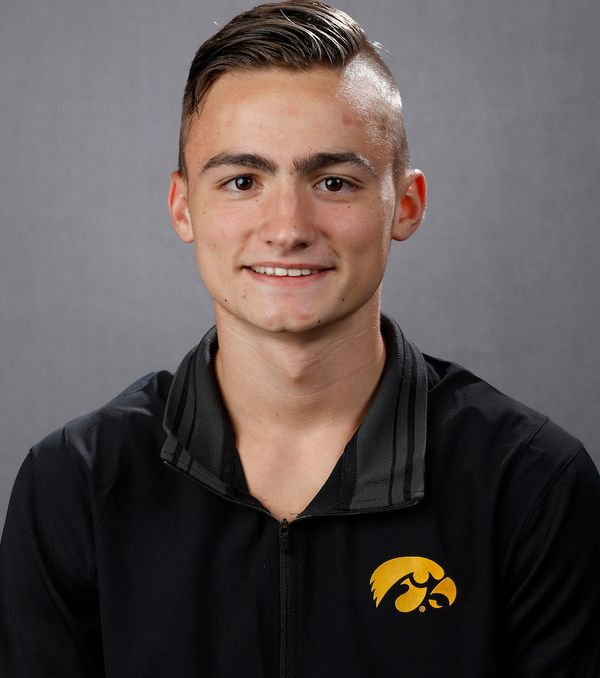 Mitch  Mandozzi - Men's Gymnastics - University of Iowa Athletics