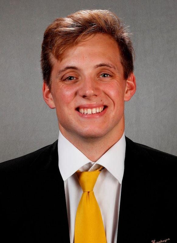 Jake  McLaughlin - Baseball - University of Iowa Athletics