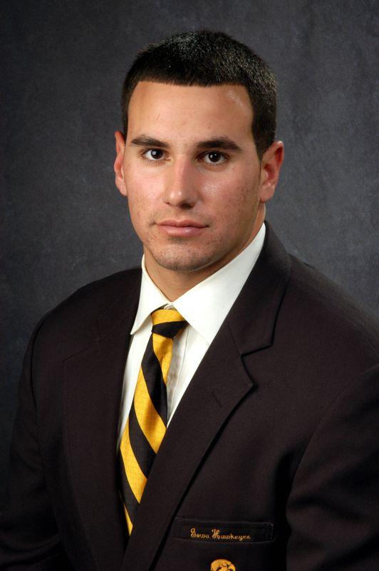 Luis Andrulonis - Baseball - University of Iowa Athletics