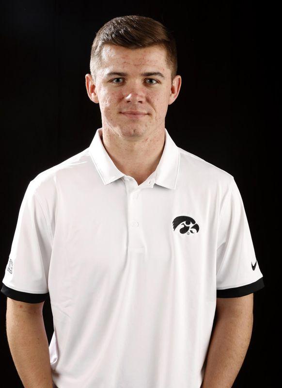 Alex  Moorman - Men's Golf - University of Iowa Athletics