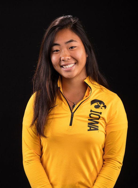 Rachel Fujitani - Women's Golf - University of Iowa Athletics