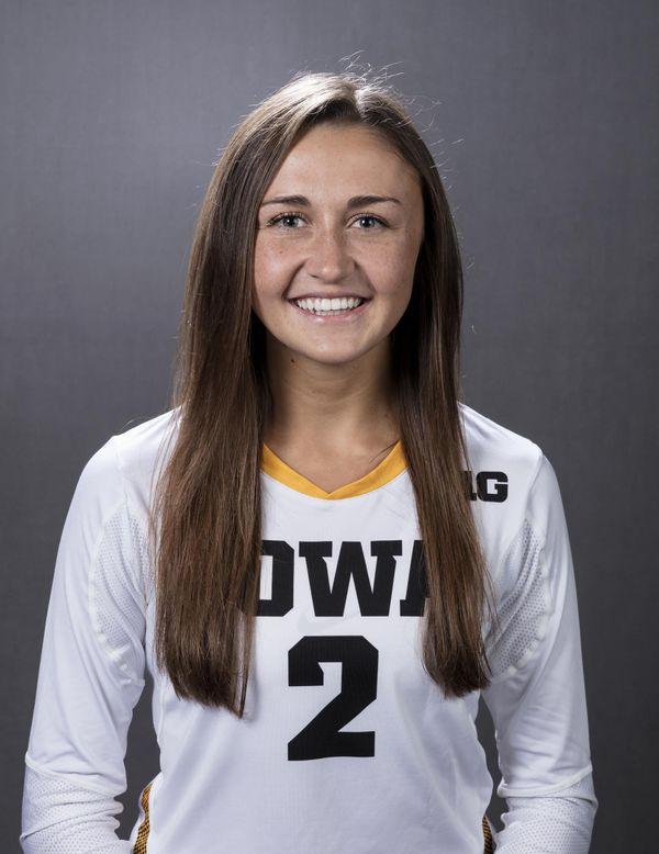 Ashley Smith - Volleyball - University of Iowa Athletics