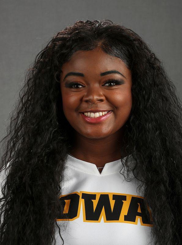 DoniRae Mayhew - Softball - University of Iowa Athletics