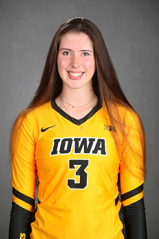 Audrey Black - Volleyball - University of Iowa Athletics