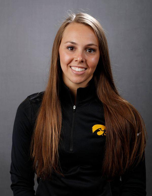 Ashleigh Edlin - Women's Gymnastics - University of Iowa Athletics