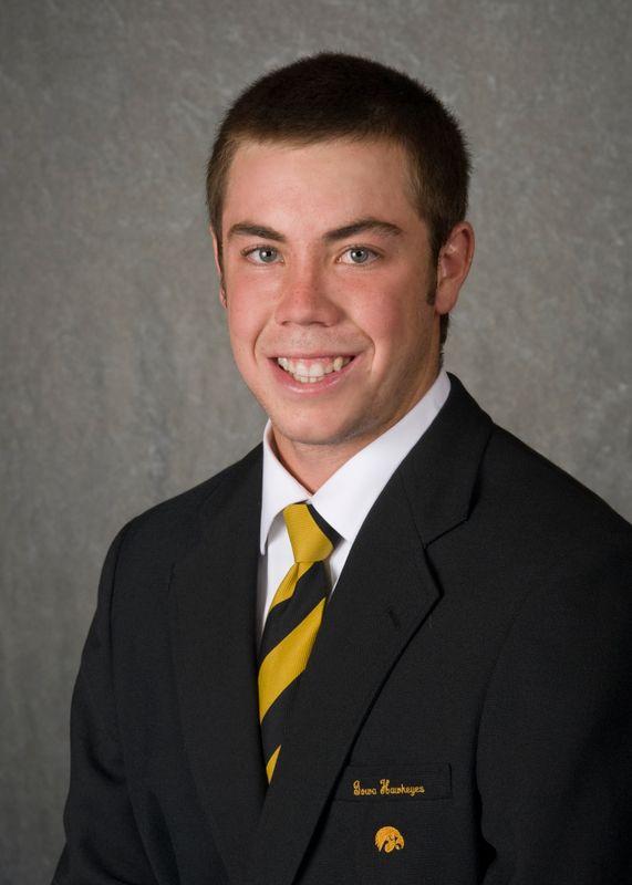 John Barrett - Baseball - University of Iowa Athletics