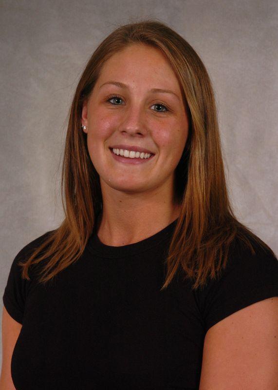 Christine Kuczek - Women's Swim & Dive - University of Iowa Athletics