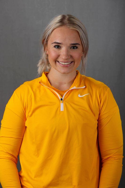 Adrianna Symicek - Women's Rowing - University of Iowa Athletics