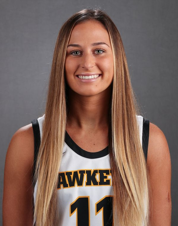 Megan Meyer - Women's Basketball - University of Iowa Athletics