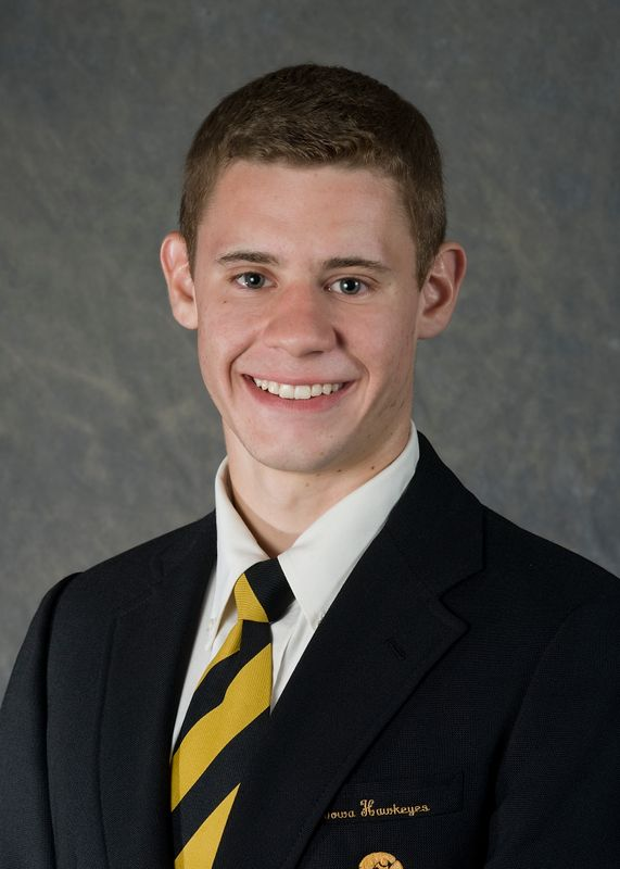 Samuel Wright - Men's Gymnastics - University of Iowa Athletics