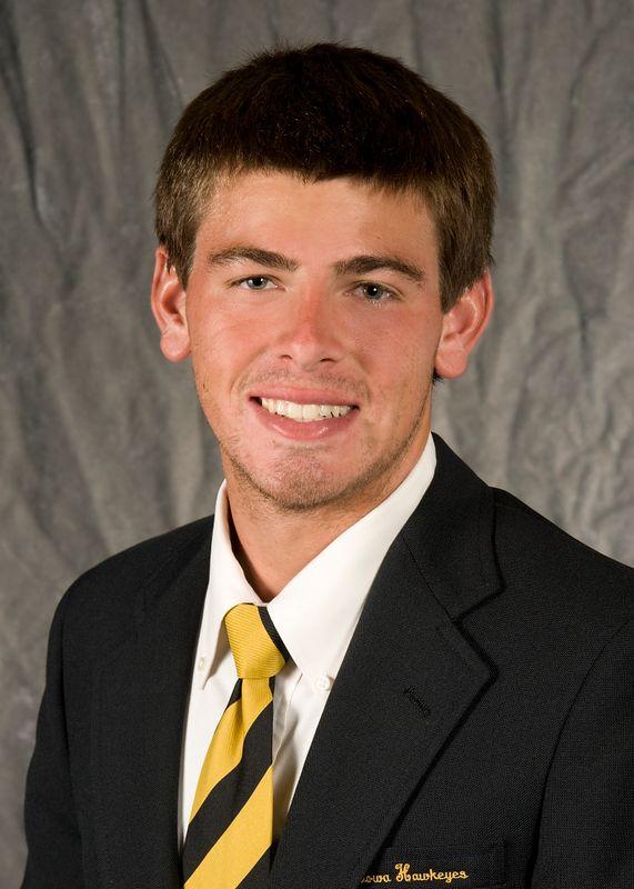 Connor Gilmore - Men's Tennis - University of Iowa Athletics