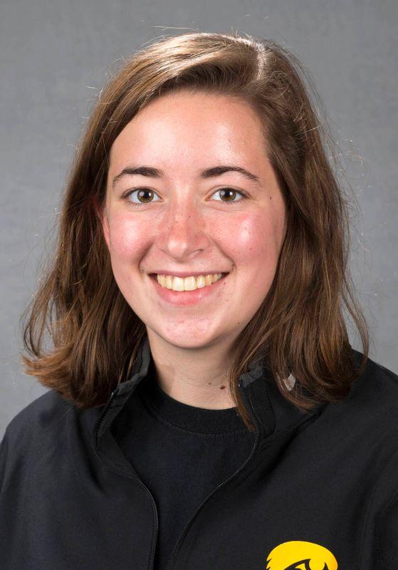 Ellen Welu - Women's Rowing - University of Iowa Athletics
