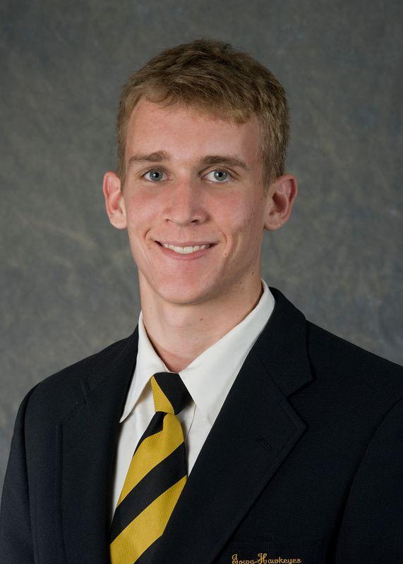 David Dyckman - Men's Gymnastics - University of Iowa Athletics