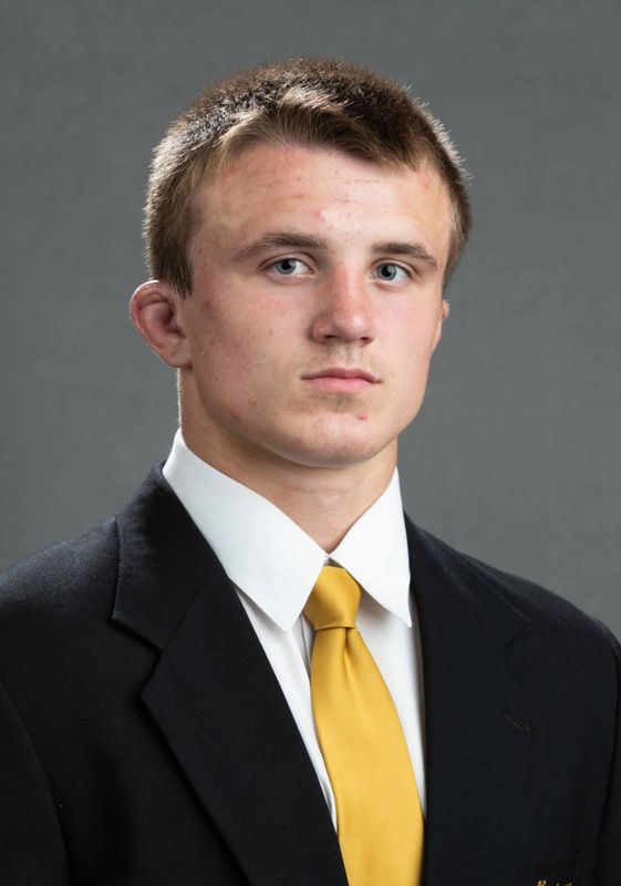 Zach Glazier - Wrestling - University of Iowa Athletics