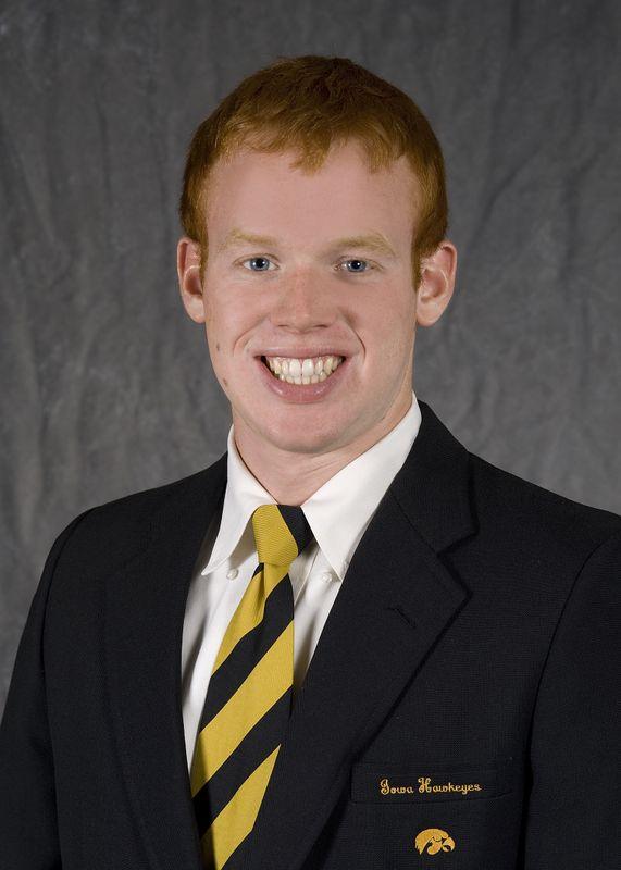 Mitch Taylor - Men's Swim & Dive - University of Iowa Athletics