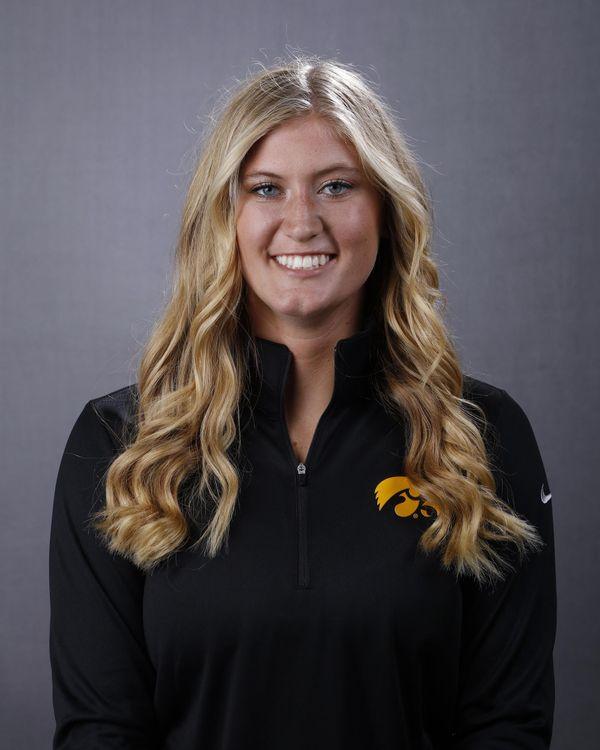 McKenzie Schneider - Softball - University of Iowa Athletics