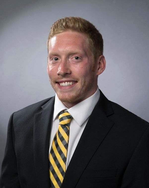 Brandon King - Men's Swim & Dive - University of Iowa Athletics