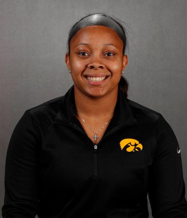 Tania Davis - Women's Basketball - University of Iowa Athletics