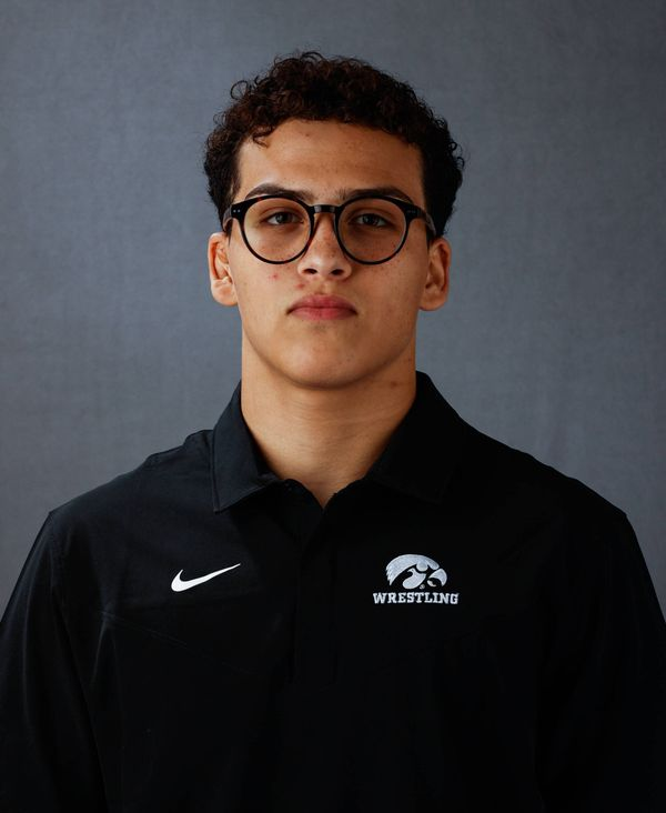Sebastian Robles - Wrestling - University of Iowa Athletics