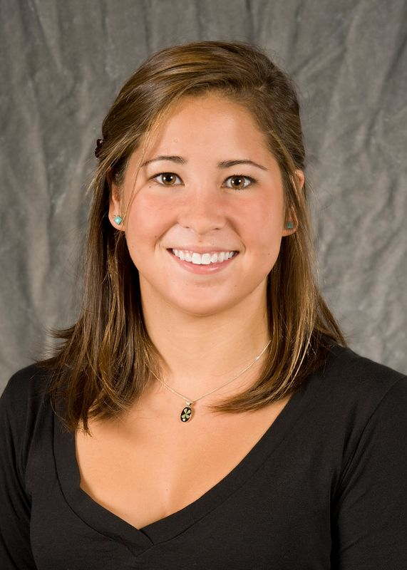 Grace Borchers - Women's Swim & Dive - University of Iowa Athletics